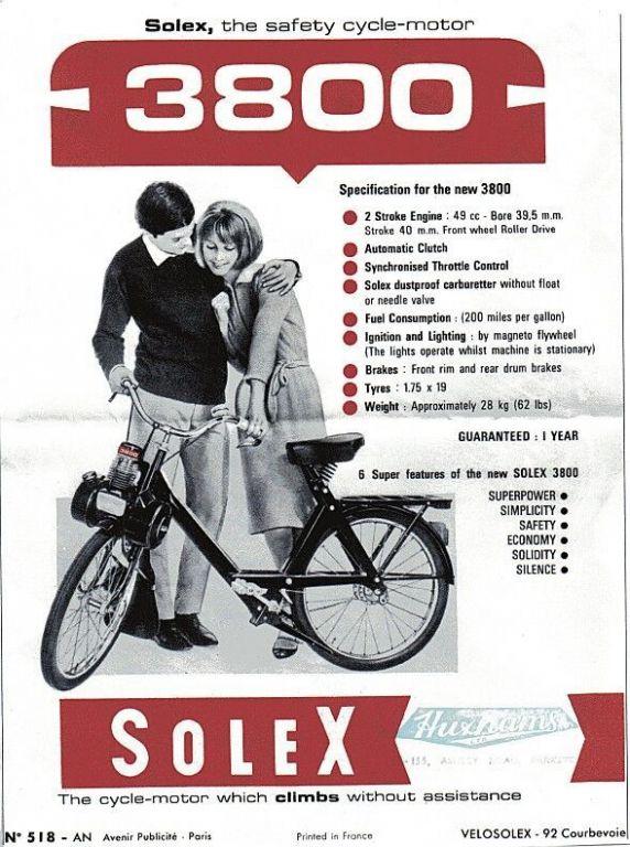 solex3800